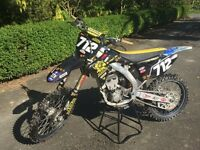 2011 Suzuki RMZ 250 - Loads of extras & Spares - Off Road Motocross Bike Mx