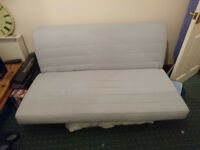 Double Ikea Sofa Bed Futon