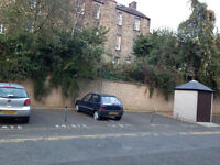 Private car park for rent - near Meadows and George Square