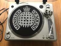 Turntable Ministry of Sound