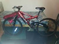 Mountain Bike Spares or Repairs