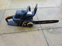 Mculloch chainsaw