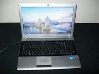 Samsung RV520 Silver 15.6 inch Core i3-2330 2.20GHz CPU 6 GB DDR3 320 GB HDD Intel HD 3000 Graphics