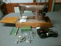 Singer 201K Sewing Machine ( Serviced)