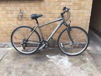 Mens Carrera Hybrid Mountain Bike in Good Condition