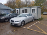 BMW 520d High Specification For Spares or Repair