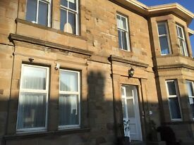 Rooms to rent in central Prestwick