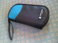 PS Vita zip carry case