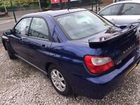 SUBURU IMPREZA 2.0 GX NON TURBO, GOOD CONDITION, FULL SERVICE, LONG MOT, CAM BELT DONE.