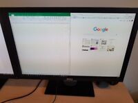 "Dell U3011 Ultrasharp computer 30"" monitor, 2560x1200, pair available"