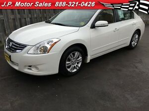 2012 Nissan Altima 2.5 S, Automatic, Leather, Heated Seats, Back