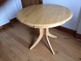 Dining Table Beech