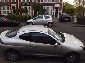 Ford Puma 2002 with quote to pass MOT / Spares / Parts / £200