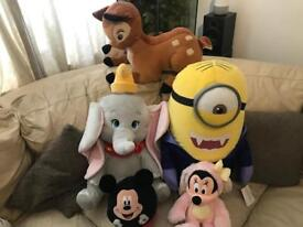 Disney teddy bears