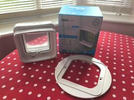 Sure flap microchip dual scan cat flap