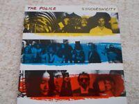 VINYL LP RECORDS SOUNDTRACKS, ROLLING STONES, POLICE, DIRE STRAITS, SUPERTRAMP, ELO, JOURNEY