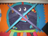 BABY PLAY MAT / ACTIVITY MAT BOUGHT FROM MAMAS AND PAPAS