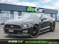 2016 Ford Mustang V6 6-SPEED | UPGRADED WHEELS