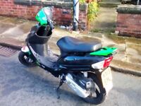 Boatian Apollo 50cc 2013 - Needs some TLC - Spares or Repairs. 120 Pounds for quick sale