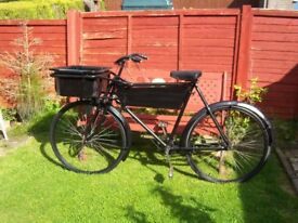 Refurbished Trade bike, good tyres, brakes.