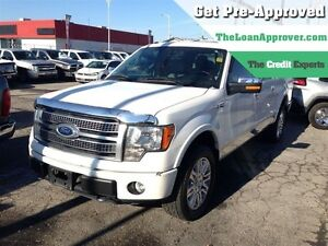 2011 Ford F-150 Platinum * NAV * PWR ROOF * LEATHER * PWR SEATS