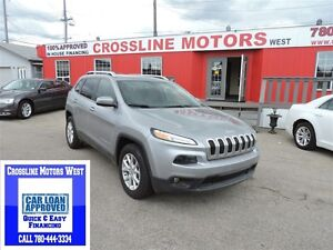2016 Jeep Cherokee PRICED TO SELL WE APPROVE EVERY ONE REGARDING