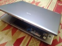 "15.4"" HP Compaq 6730b Notebook: Intel Core 2 Duo CPU*2.53GHz*3GB*250GB*Win10*Office2013*WebCam*WiFi"