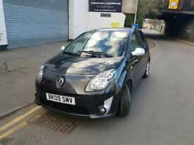 09 PLATE RENAULT TWINGO GT. 1.1 PETROL. VERY LOW MILES. PX WELCOME