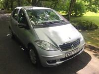 ***MERCEDES A170 2007 ONLY 69,000 MILES***