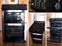Gas cooker hob/oven