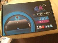 4K ultra HD box