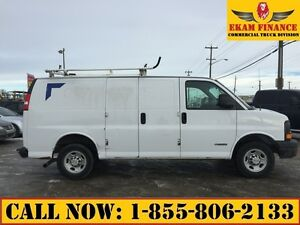 2006 Chevrolet Express 2500 2500 Cargo, Shelvings, tow package.