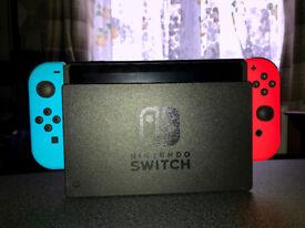 Nintendo Switch Neon Red/Neon Blue