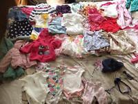 Girls 3-6 6-9 9-12 12-18 month huge bundle