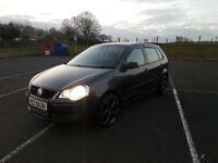 Volkswagen Polo E - 1.2, 2008, Grey. **10 months MOT** Low Insurance Group,