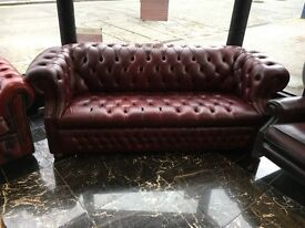 3 seater chesterfield sofa for sale