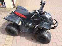 70cc quad bike - petrol