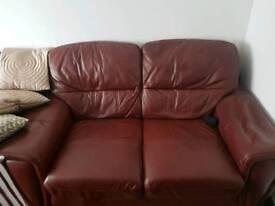 Sofa £100 or nearest offer