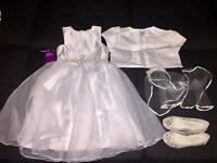 First Communion Outfit for girls