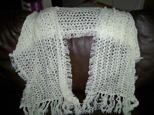 SHAWL-WARM AND COZY -35 YEARS OLD
