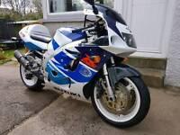 1999 suzuki gsxr 750 srad