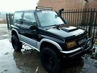 Suzuki vitara off road ready