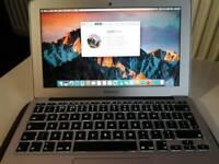 """MacBook Air 11"""" 2013 i5 128SSD 4GB A1465"""