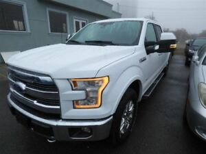 2015 Ford F-150 Lariat & NAVI & BACK UP CAM & PANOSUNROOF