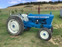 Ford 5000 Tractor 1974