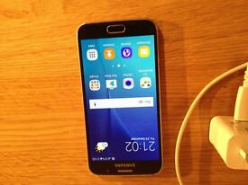 NEW SAMSUNG S6 REPLACED BY SAMSUNG AT CHRISTMAS TOTALLY PERFECT