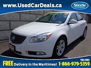 2012 Buick Regal CX 2.4L Fully Equipped Alloys