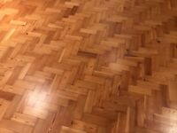 Parquet flooring - bargain price!!