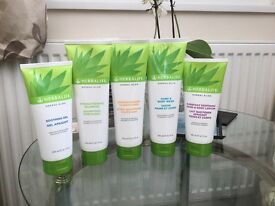 Herbalife skin and food supplements, diet