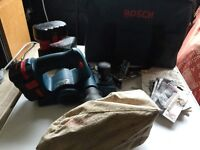 Bosch AL2450 DV Professional Planer and Charger